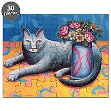 Sitting Pretty - Puzzle
