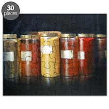 Pigment Jars - Puzzle