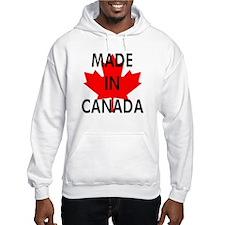 Made in Canada Hoodie Sweatshirt