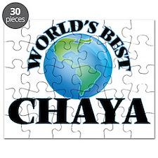 World's Best Chaya Puzzle