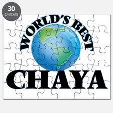 World's Best Chaya Puzzle