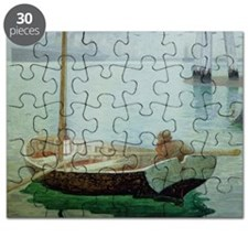 The Outward Bound, 1912 - Puzzle