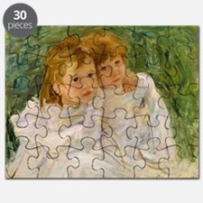 The Sisters, c.1885 - Puzzle