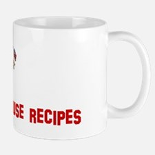 Real men dont use recipes Mug