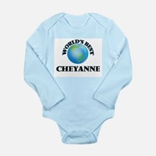 World's Best Cheyanne Body Suit