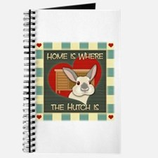 Home is where the hutch is Journal