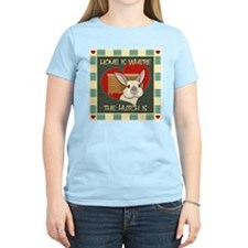 Home is where the hutch is T-Shirt