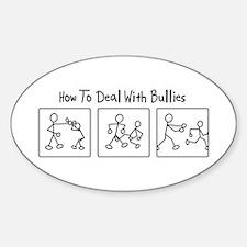 Bullies Oval Decal