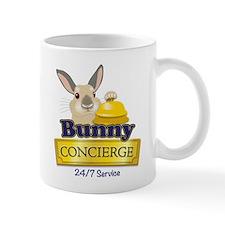 Bunny Concierge Mug Mugs