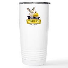 Bunny Concierge Travel Mug
