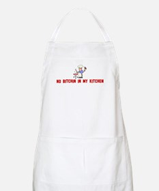 No bitchin in my kitchen BBQ Apron