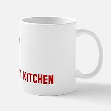 No bitchin in my kitchen Mug