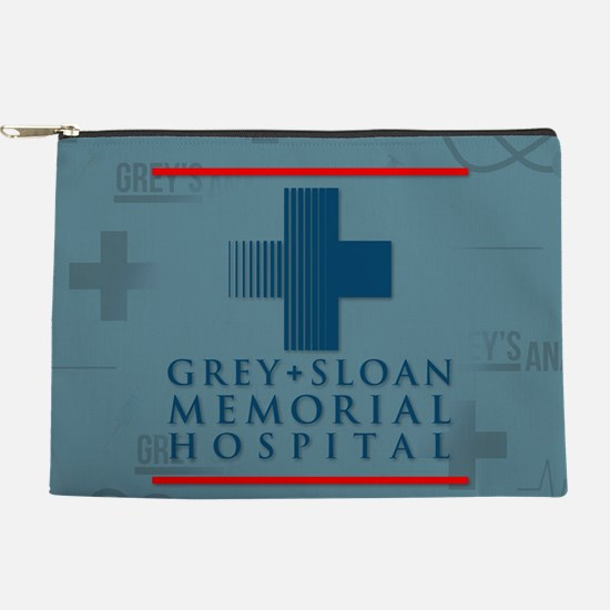 Grey Sloan Hospital Makeup Pouch