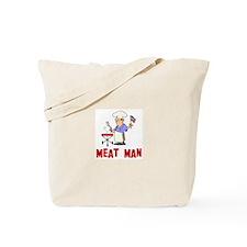 Meat Man Tote Bag