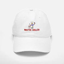Master griller Baseball Baseball Cap