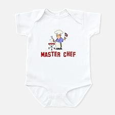 Master Chef Infant Bodysuit