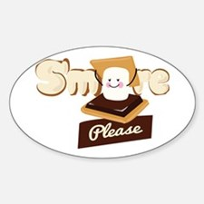 Smore Please Decal