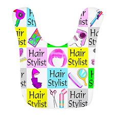 TOP HAIR STYLIST Bib