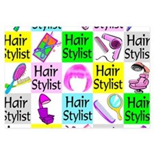 TOP HAIR STYLIST 3.5 x 5 Flat Cards