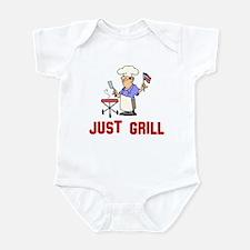 Just Grill Infant Bodysuit