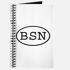 BSN Oval Journal