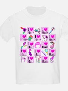 LOVE HAIR T-Shirt
