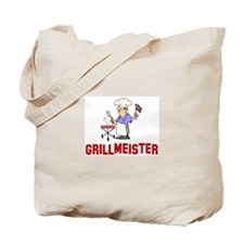 Grillmeister Tote Bag