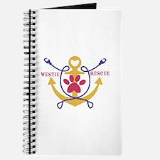 Westie Rescue Wear Journal