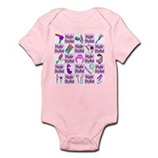 SUPER HAIR STYLIST Infant Bodysuit
