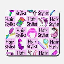 SUPER HAIR STYLIST Mousepad