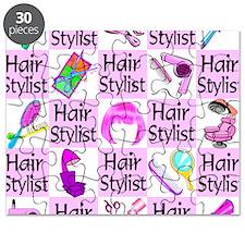 SUPER HAIR STYLIST Puzzle