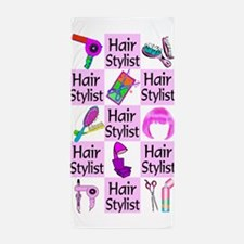 SUPER HAIR STYLIST Beach Towel