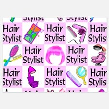 SUPER HAIR STYLIST Invitations