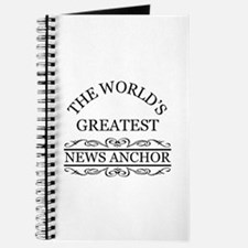 The world's greatest News Anchor Journal