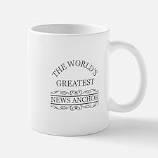 The world's greatest News Anchor Mugs