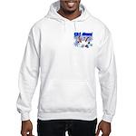 Ski Bum Hooded Sweatshirt