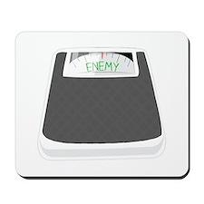 Enemy Mousepad