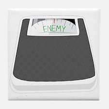 Enemy Tile Coaster