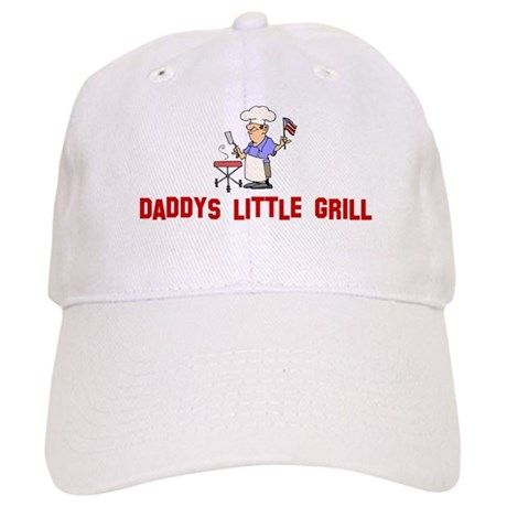 Daddys little grill Cap