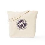 Round Seal Tote Bag