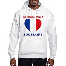 Toussaint, Valentine's Day Hoodie