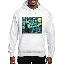 """Van Gogh's """"Starry Night"""" Hoodie"""