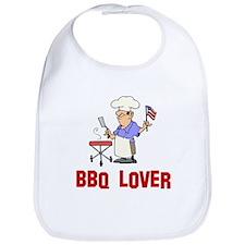 BBQ Lover Bib