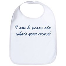 What is your excuse: 2 Bib
