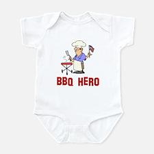 BBQ Hero Infant Bodysuit