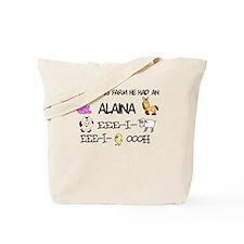 Alaina had a Farm Tote Bag