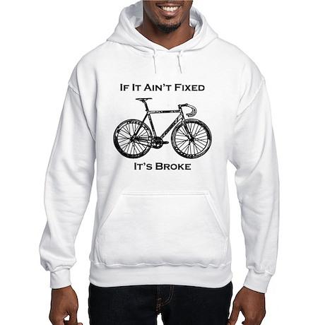 Fixed Gear Hooded Sweatshirt