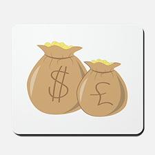 Money Bags Mousepad
