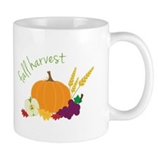 Fall Harvest Mugs