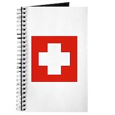Swiss Flag Journal